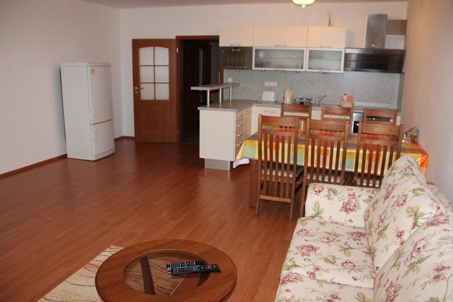 Аренда 3комнатной квартиры в карловых варах